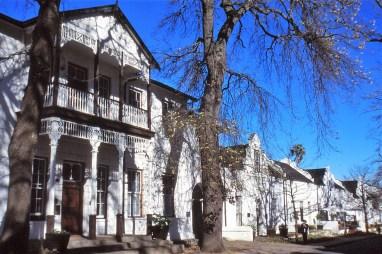 La route des vins Stellenboch