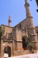 La Mosquée (ex cathédrale)