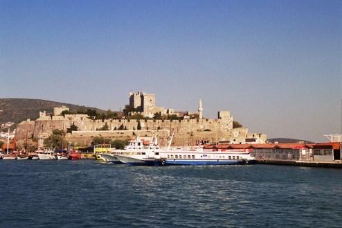 Bodrum : château Saint Pierre