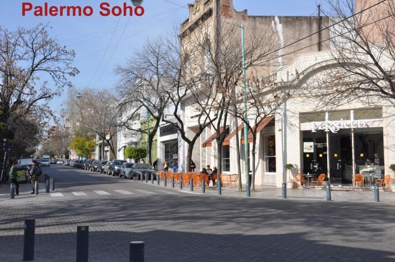 "Palermo Soho, le quartier ""Bo-Bo"""