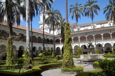 Cloitre monastère san francisco