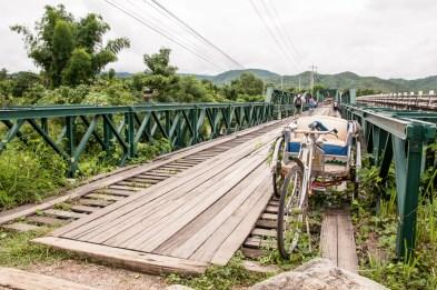 Pont construit par les japonais...