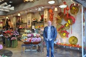 Kowloon flower market