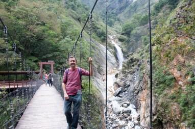 Baiyang trail, près de Tienhsiang
