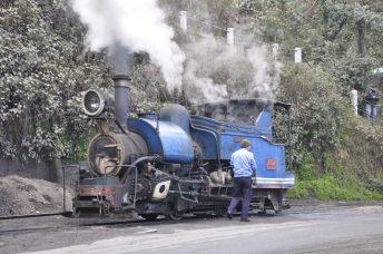 La loco du toy train