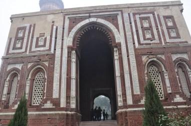 restes de la mosquée