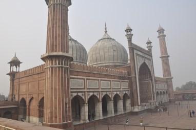 cour de la mosquée