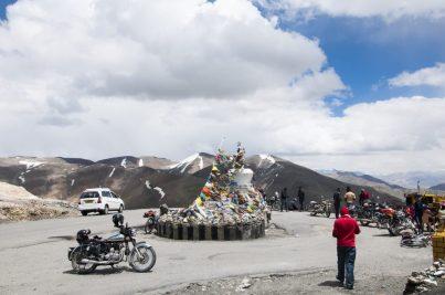 Taglang La, 5300m