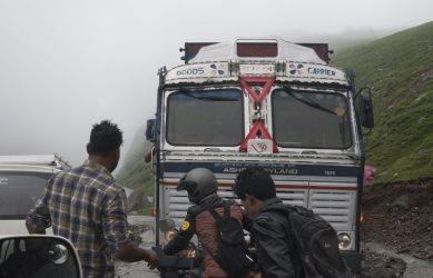 Près du Rohtang La