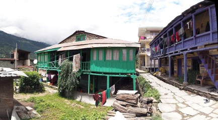 Vieille maison, Vashisht