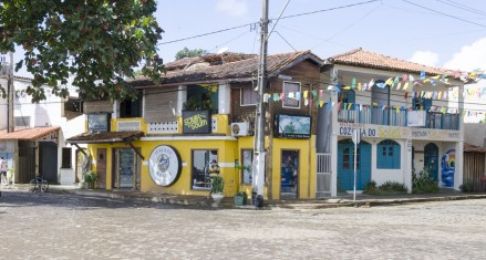 Itacaré, centre