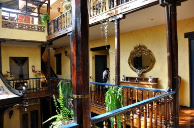 Hotel Los Balcones, Cuenca