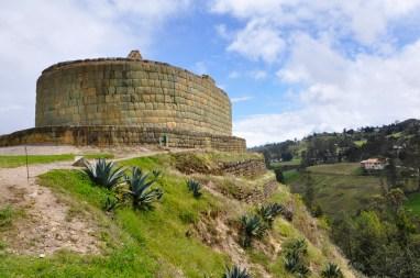 665 Ruines inca d'Ingapirca