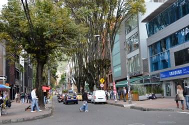 Quartier zona rosa