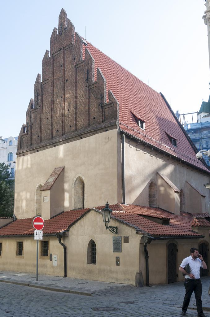 synagogue quartier juif