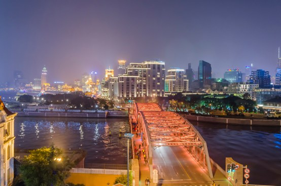 rivière Suzhou