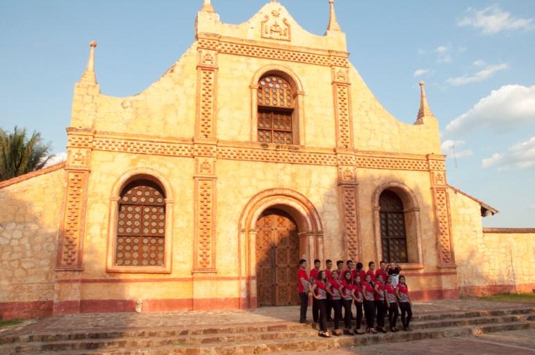La mission jésuite de San Jose de Chiquitos