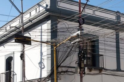 Une rue de Sucre