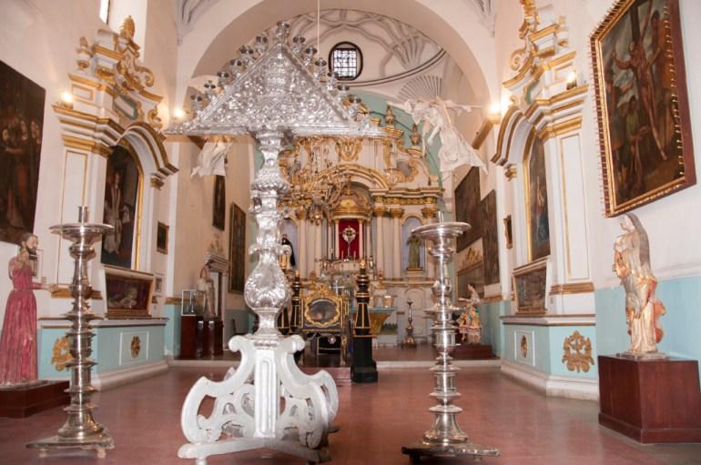 sucre église baroque