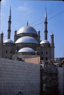 Le caire La Grande Mosquée
