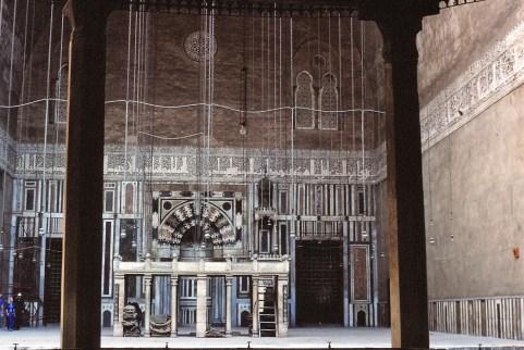 Le Caire Mosquée du sultan Hassan