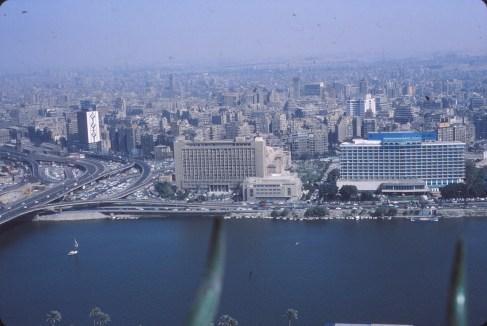 Le Caire (Nil)