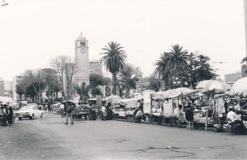 Marché, Lima