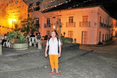Sao Luis la nuit , très romantique
