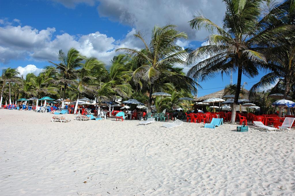 Sao Luis, une des belles plages