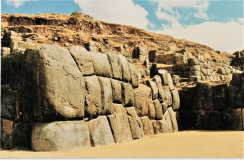 Sacsahuaman forteresse