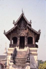 Chiang Mai : Wat Phra Sing Luang