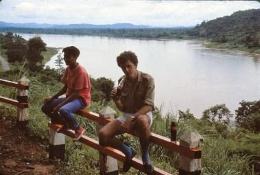 Mékong près de Nong Khai