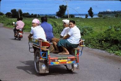 Sur les routes de l'Isaan