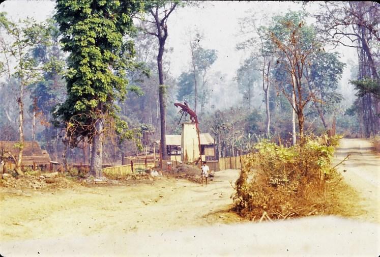 en Birmanie (zone rebelle)