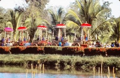 Sukothai (fête du Loi Kratong)