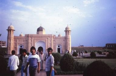 Bangladesh fort de Lalbagh 17ème