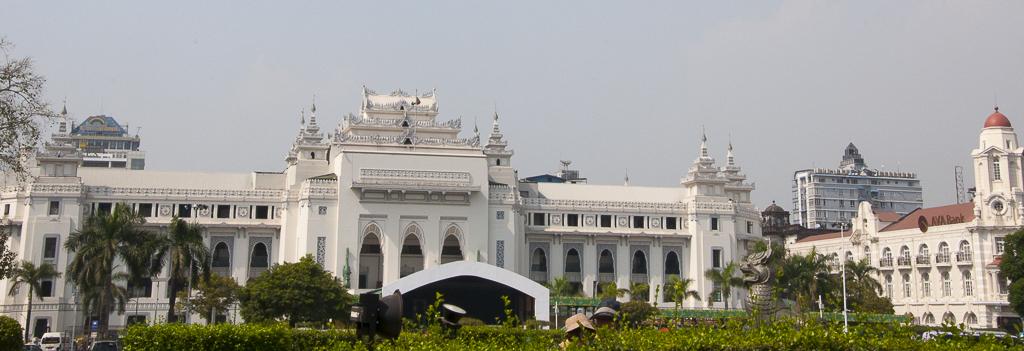 Mairie de Rangoun