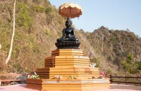 Sortie de Yathei Pyan caves