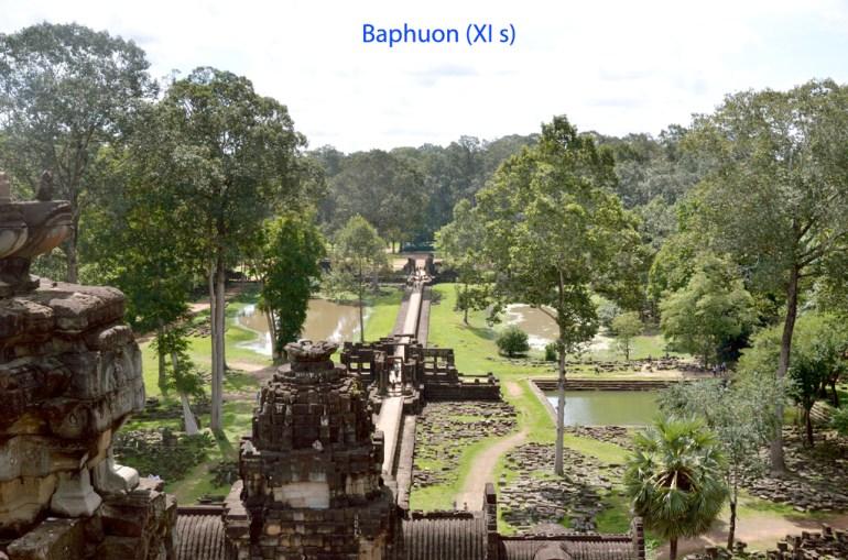 Angkor Thom, Baphuon