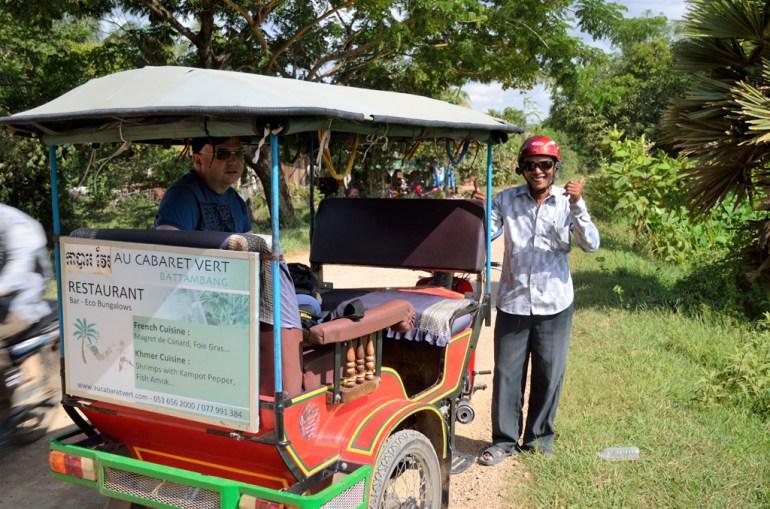 Battabang, cabaret vert