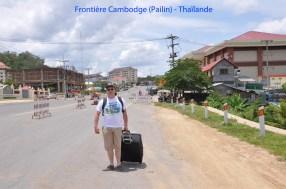 Pailin, frontière Thailandaise