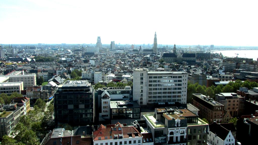 Anvers, le centre