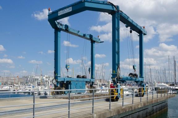 Brest port de plaisance