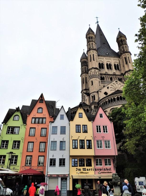 Cologne vieille ville