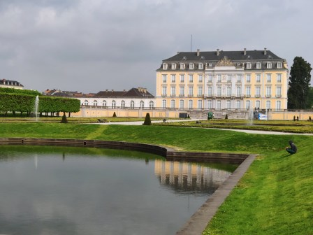 Cologne Château Augustusburg