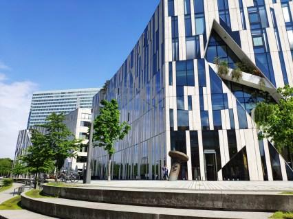 Düsseldorf centre
