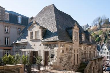 Maison bourgeoise de Morlaix