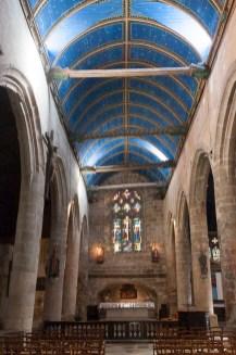 Morlaix: église Sainte Melaine