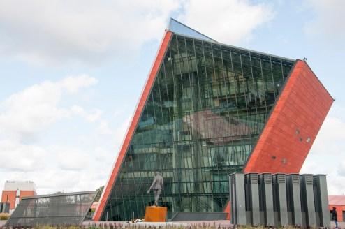 Gdansk musée WW2