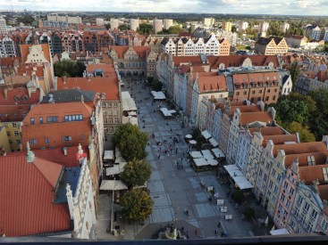 Gdansk rue Dluga
